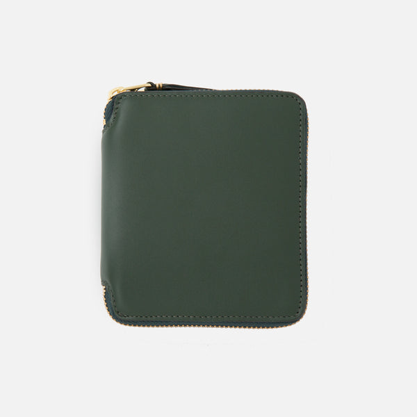 Comme des Garcons Classic Leather - Bottle Green SA2100