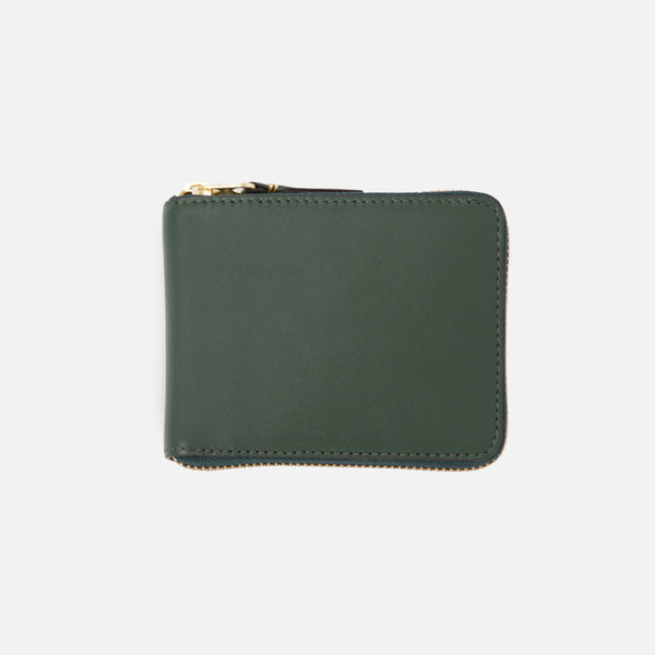 Comme des Garcons Classic Leather - Bottle Green SA7100