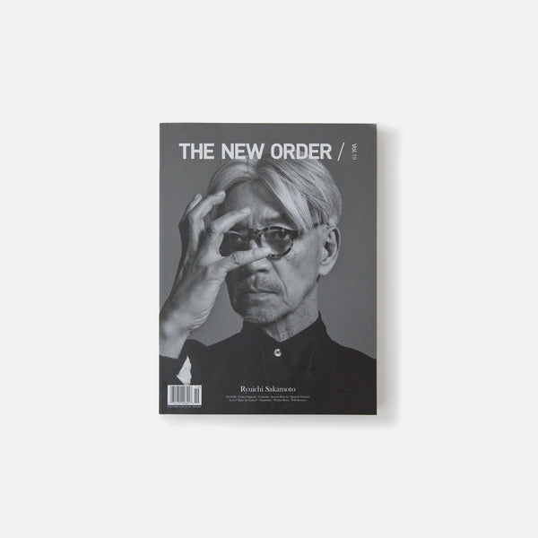 The New Order Magazine Blues St