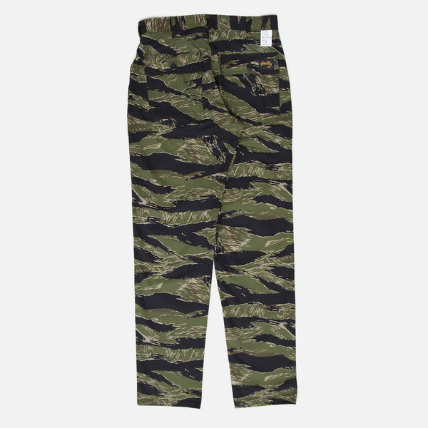 Stan Ray Taper Fit Fatigue Pant - Tiger Stripe Camo