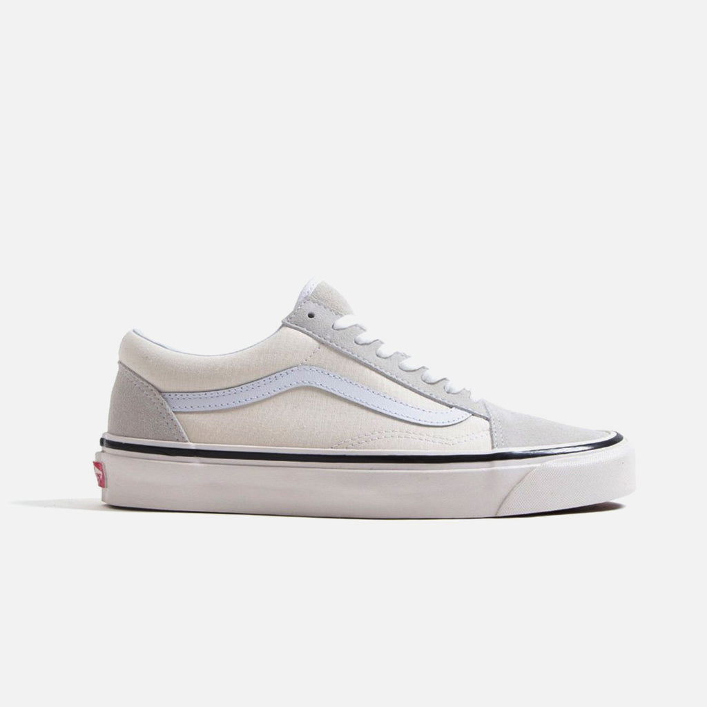 Vans Old Skool 36 - Anaheim Factory Classic White Blues Store