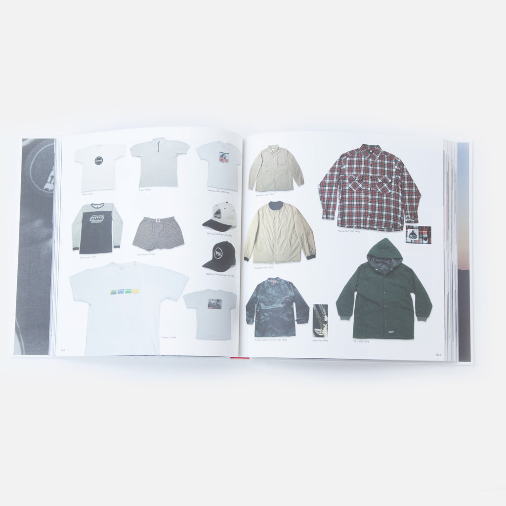True OG Streetwear - X-Large 25th Annversary Book Blues Store