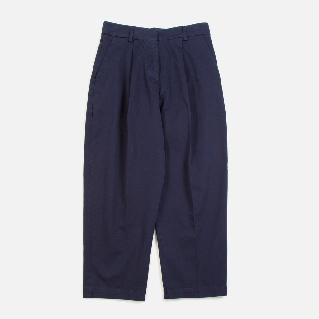 Market Trouser in Navy from the spring / summer 2020 You Must Create collection blues store www.bluesstore.co