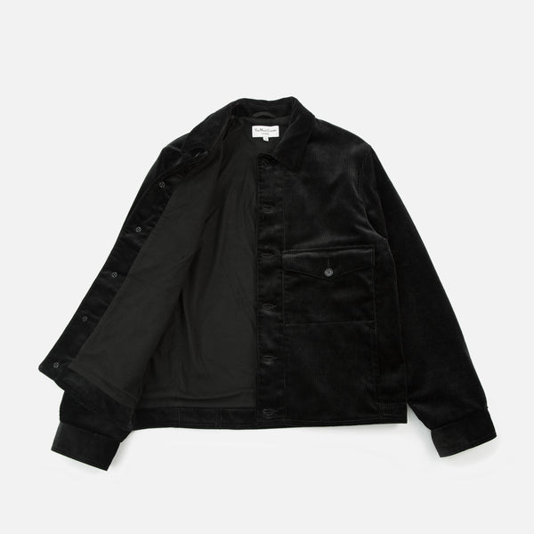 Pinkley Jacket in Black from the pre spring 2020 You Must Create menswear collection blues store www.bluesstore.co