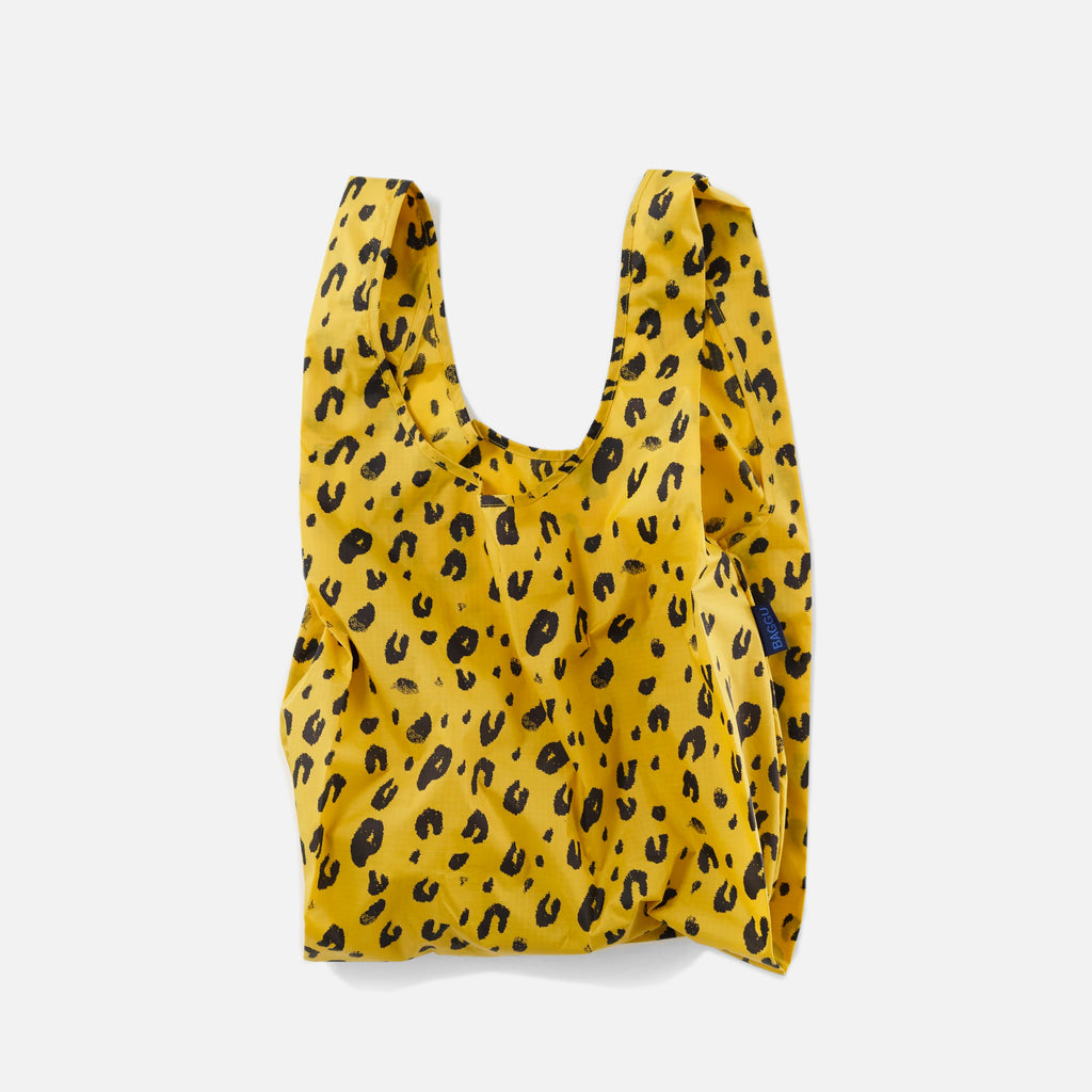 Baggu Standard Baggu bag in leopard blues store www.bluesstore.co