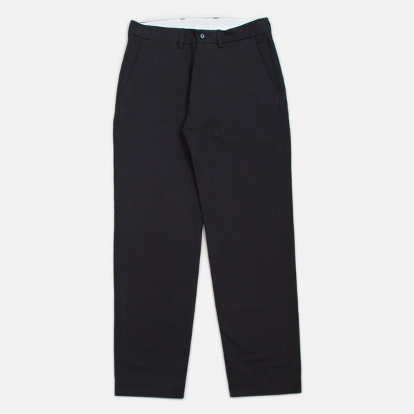 Twill Pants - Black