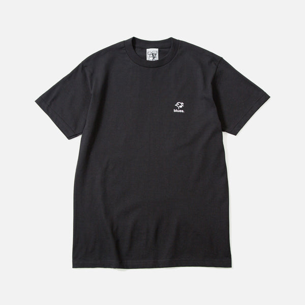 Blues Mini Logo T-shirt - Black
