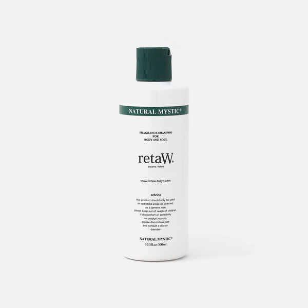 retaW Fragrance Body Shampoo Natural Mystic* Blues Store