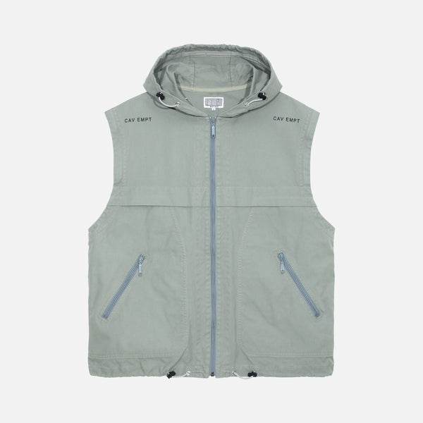 Detach Sleeve Zip Parka from Cav Empt blues store www.bluesstore.co