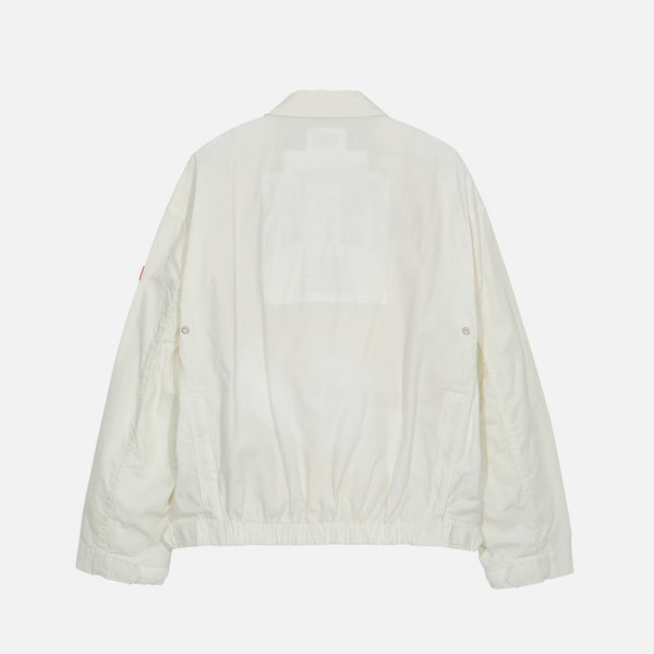 Paraffin Coated Zipped Jacket from Cav Empt. blues store www.bluesstore.co