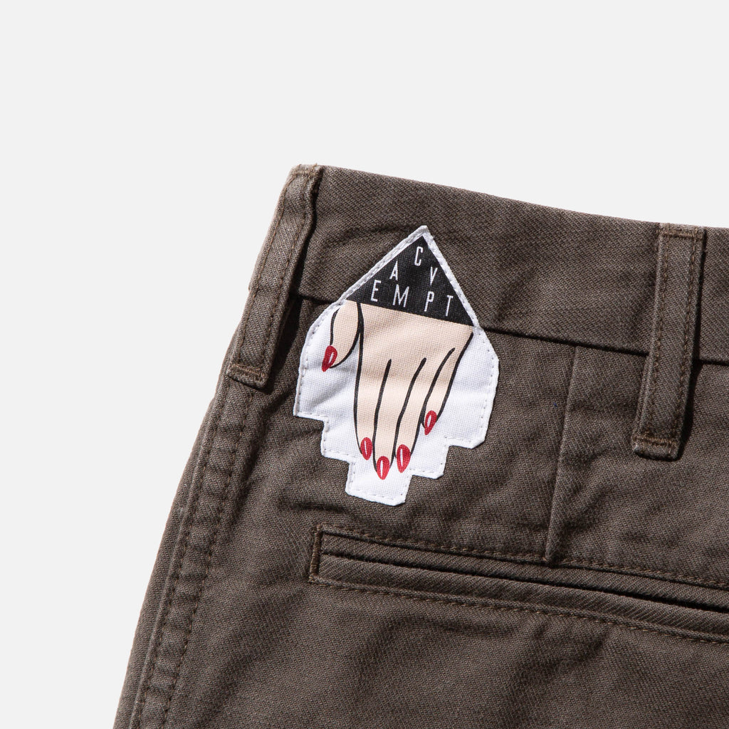Rectangle Chinos from Cav Empt blues store www.bluesstore.co