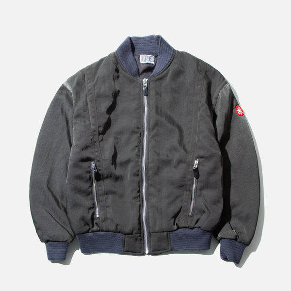 Taped Bomber jacket from Cav Empt blues store www.bluesstore.co