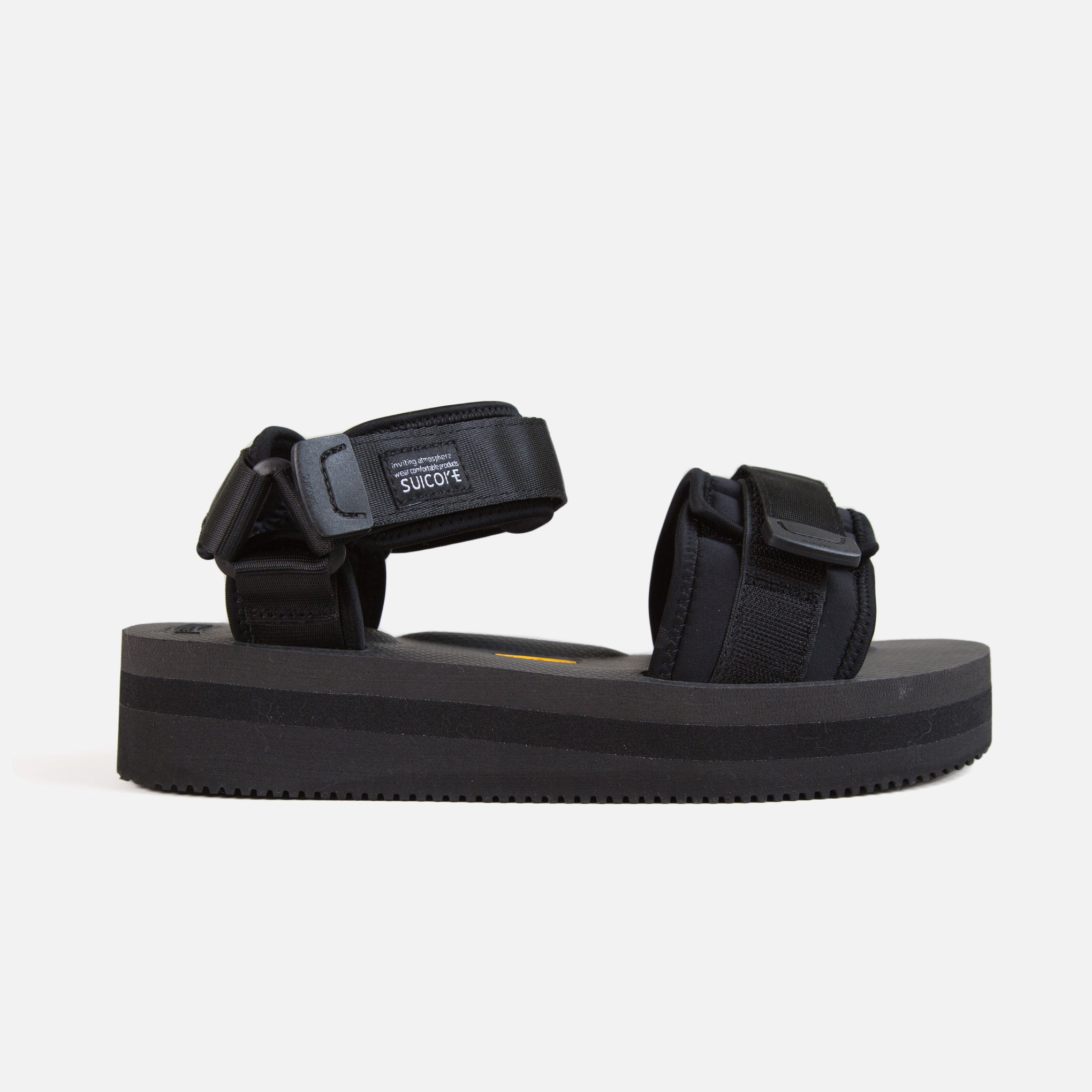 6ffd98e3239 Suicoke Cel-VPO Sandals in Black