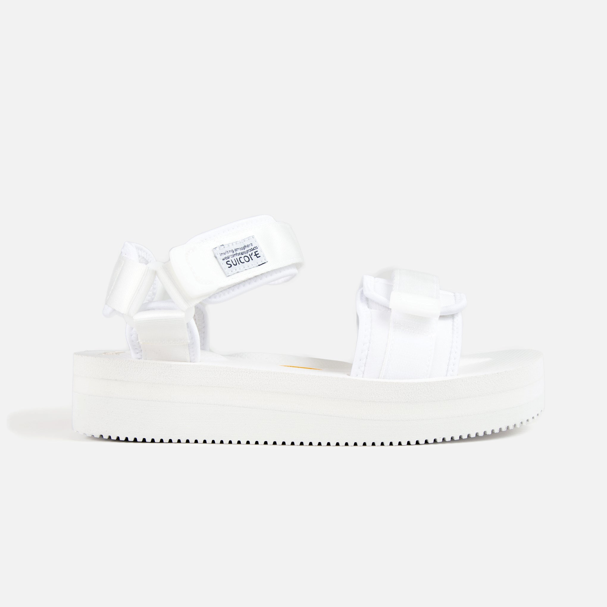 3bd73d515d7 Suicoke Cel-VPO Sandals in White