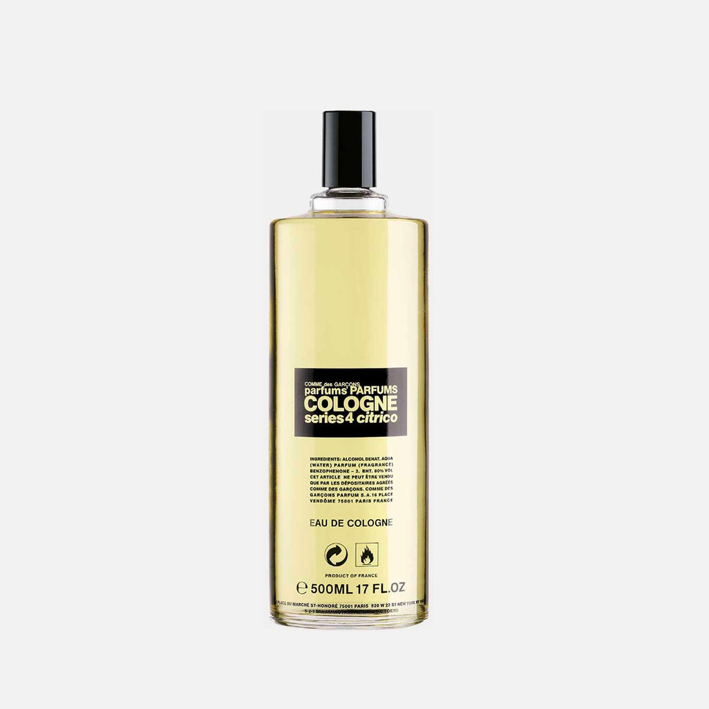 Comme des Garcons - Cologne Series 4 Citrico 125ml blues store www.bluesstore.co