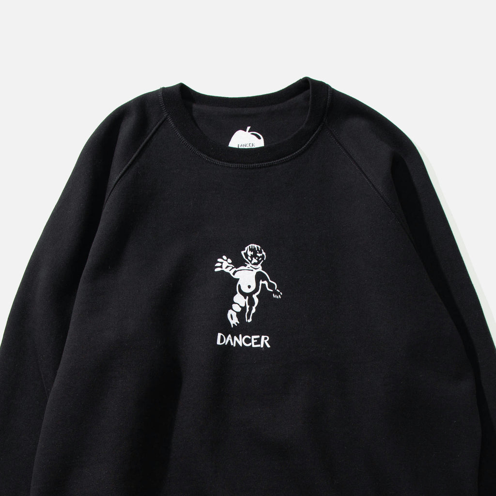 OG Logo Sweatshirt in Black from Dancer blues store www.bluesstore.co