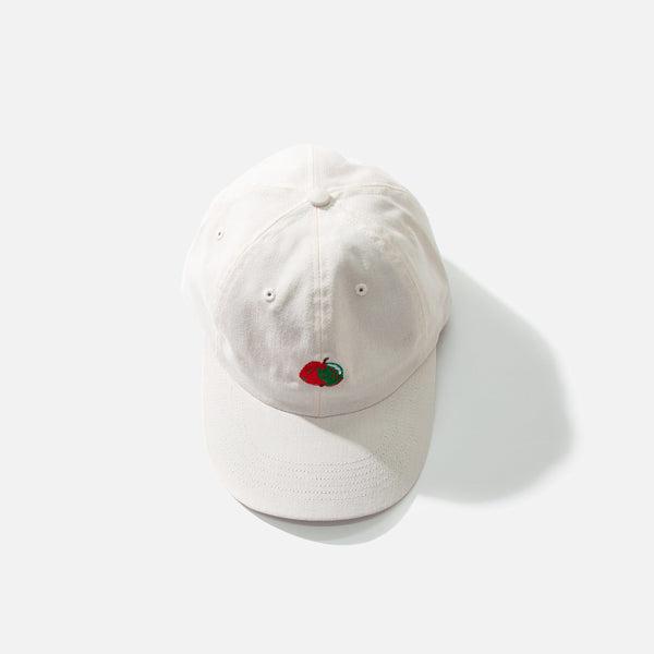 Dancer Embroidered Apple Dad Cap in Natural blues store www.bluesstore.co