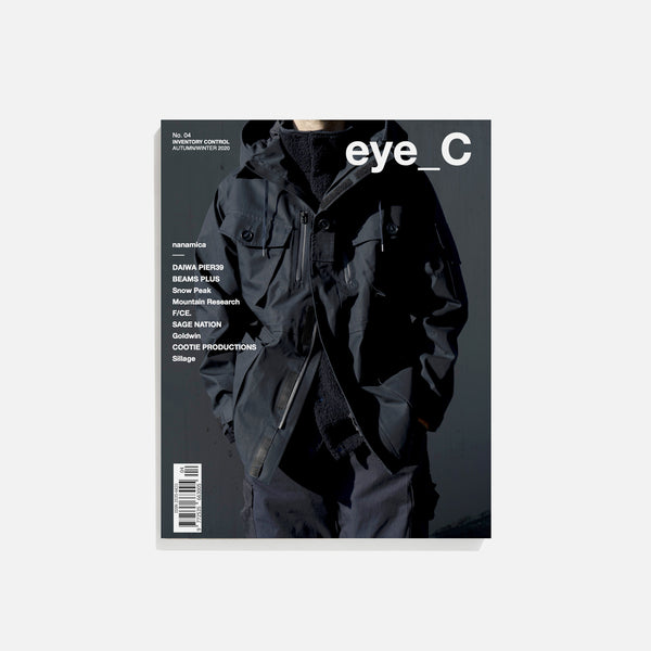 eye-C Magazine - No.04 Autumn / Winter 2020 blues store www.bluesstore.co