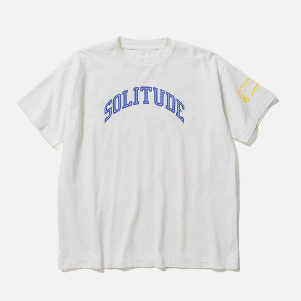 Fortress Solitude short sleeve style 2 print t-shirt in white blues store www.bluesstore.co