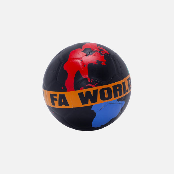 Fucking Awesome FA World Entertainment Soccer Ball blues store www.bluesstore.co