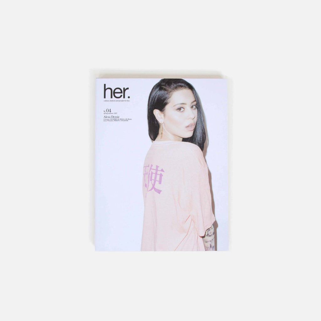 Her. Magazine Blues Store