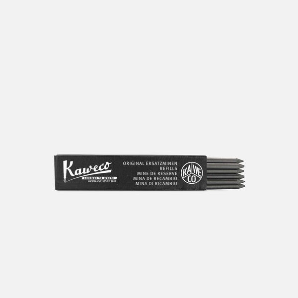 Kaweco 5B 3.2mm Graphite Lead Refill - 5 Pack blues store www.bluesstore.co