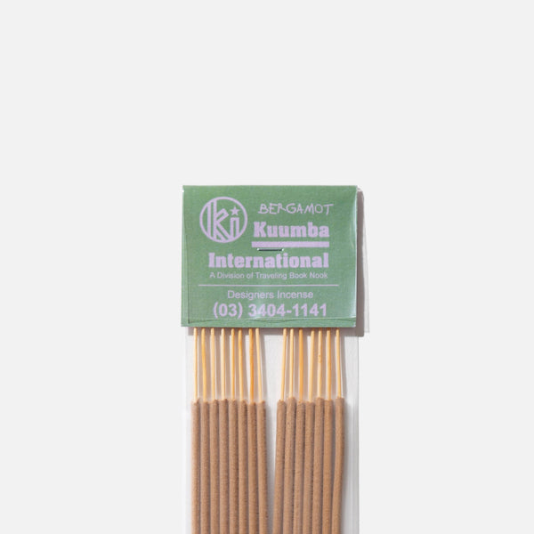 kuumba international incense bergamot blues store www.bluesstore.co