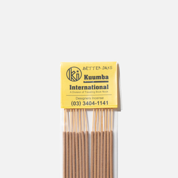 kuumba international incense better days blues store www.bluesstore.co