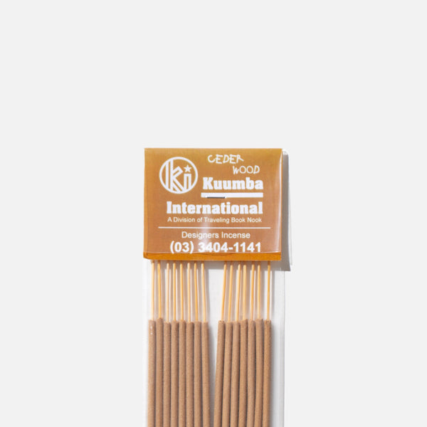 kuumba international incense ceder wood blues store www.bluesstore.co