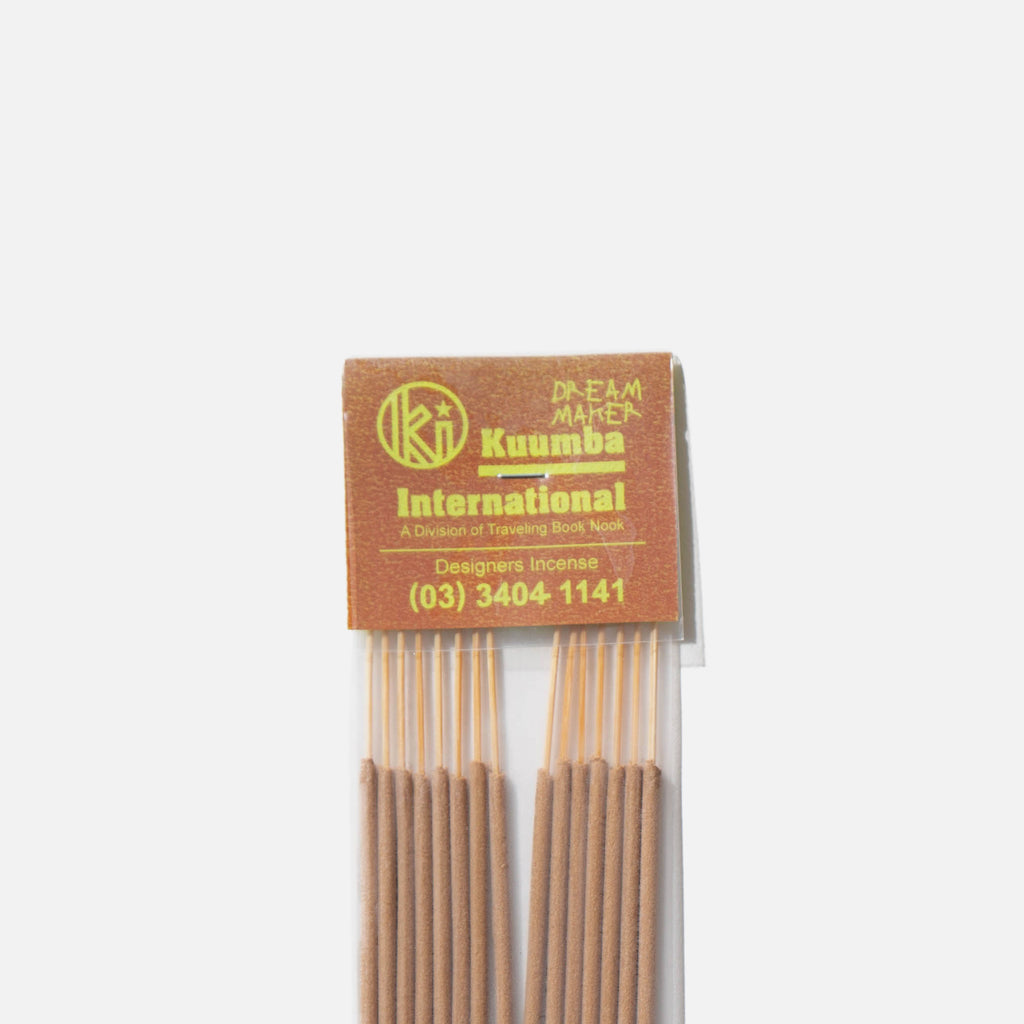 kuumba international incense dream maker blues store www.bluesstore.co