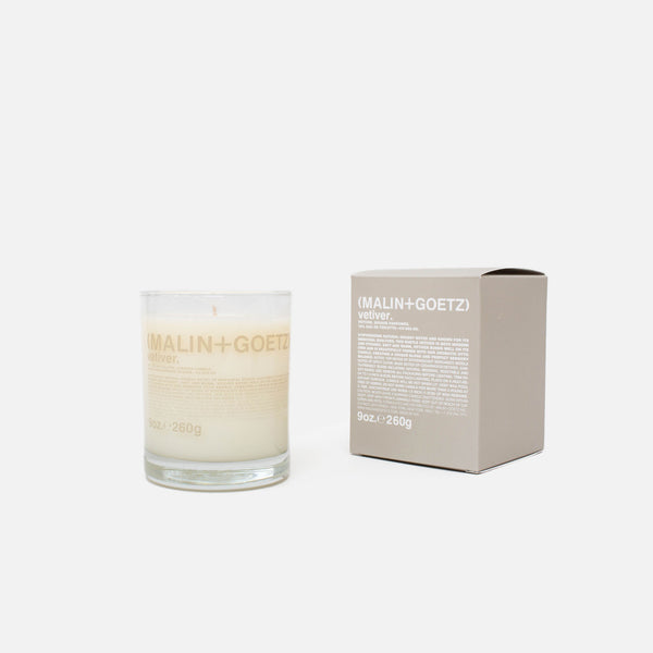 9oz Vetiver Candle