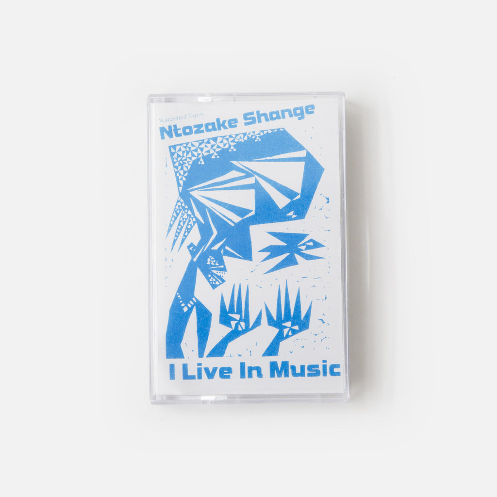 Loathed Sound Ntozake Shange - I Live In Music Tape Blues Store
