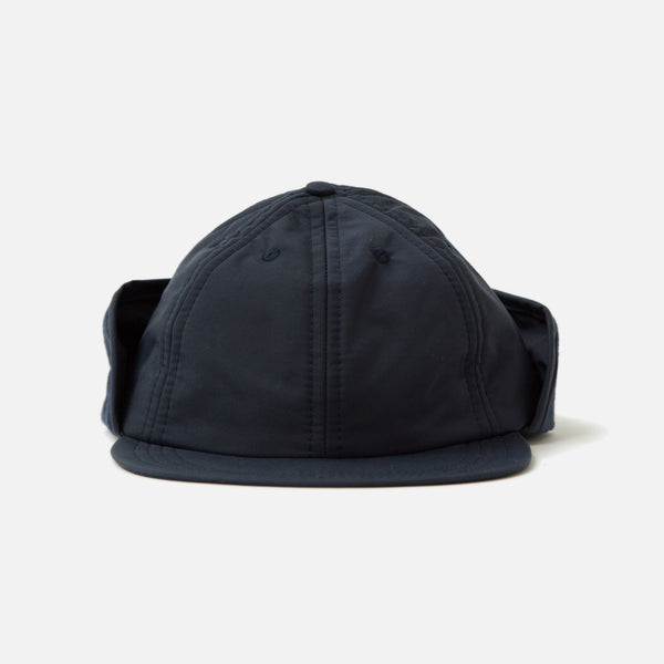 Paa Ear Flap Cap - Navy