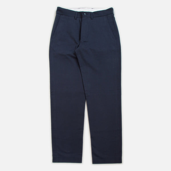 Twill Pants - Navy