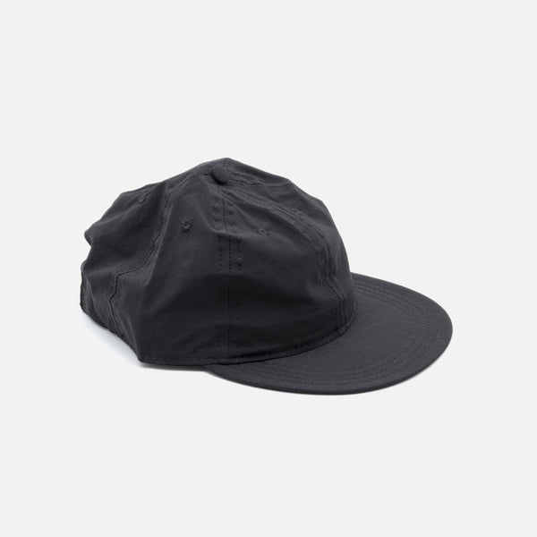 Paa Stretch Floppy Ball Cap in Black Blues Store