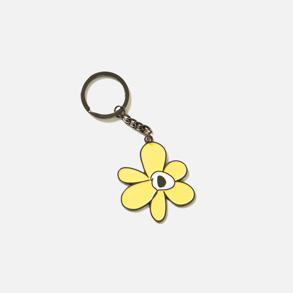 Gestures Key Ring in Yellow from the P.A.M. (Perks and Mini) Autumn 2020 collection blues store www.bluesstore.co