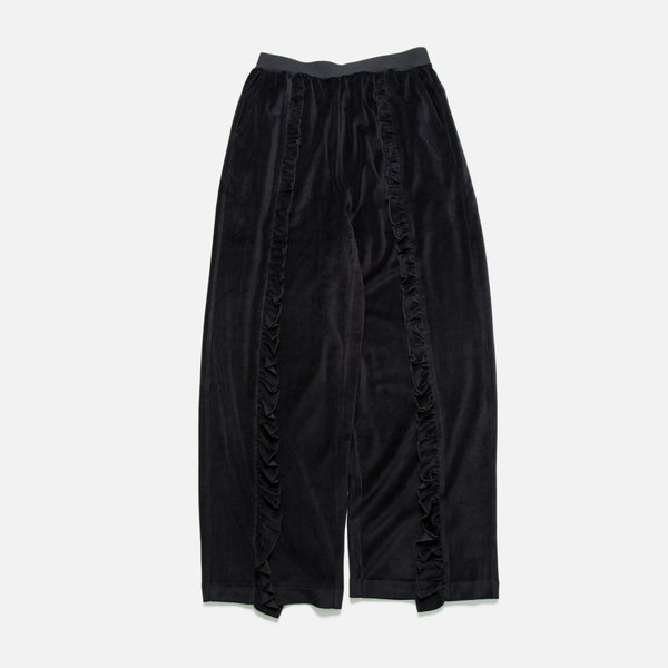 The Hannahs Ruffle Pants in Black from the Autumn 2020 P.A.M (Perks & Mini) collection blues store www.bluesstore.co