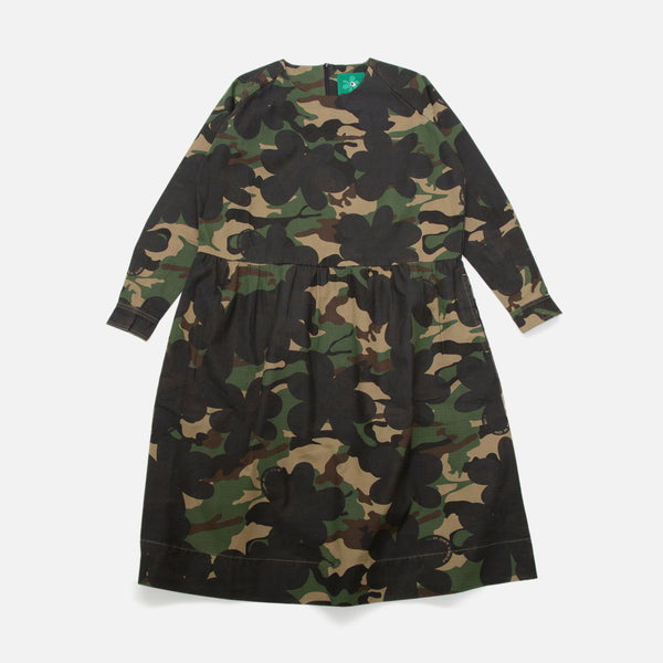 Tremors Camo Dress from the Autumn 2020 P.A.M (Perks & Mini) collection blues store www.bluesstore.co