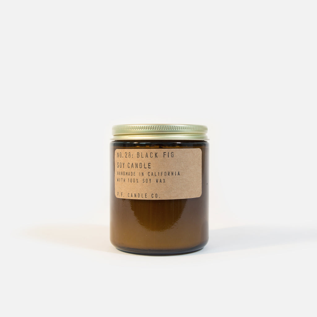 PF Candle Co Black Fig Candle Blues Store