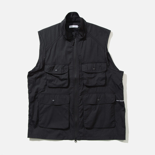Pop Trading Company Safari Vest blues store www.bluesstore.co