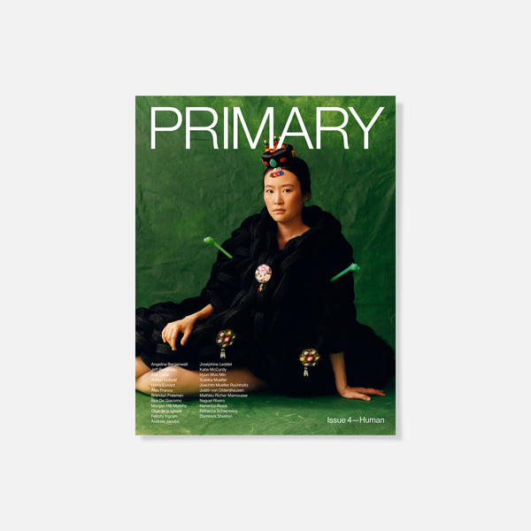 Primary Paper Issue 4: Human blues store www.bluesstore.co