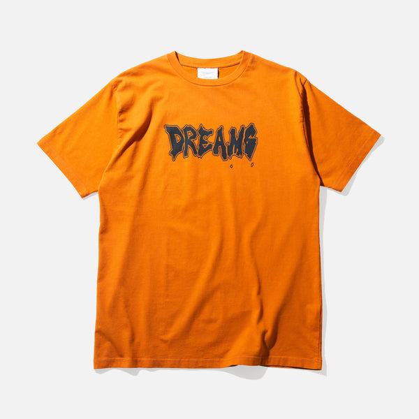 Dreams T-shirt in Earthy Ocher from Public Possession blues store www.bluesstore.co