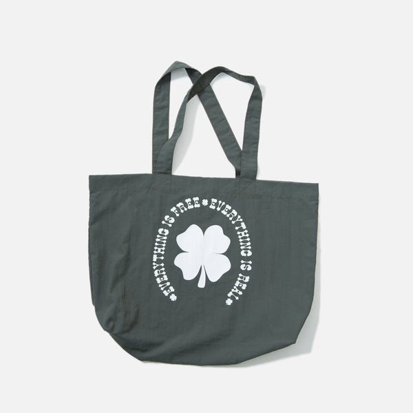 Free & Real Tote in Olive from the Public Possession blues store www.bluesstore.co
