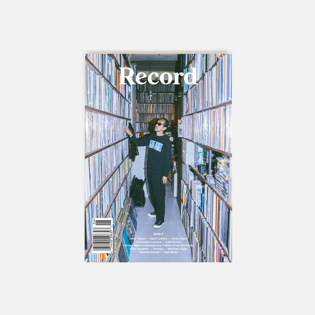 record magazine issue 6 blues store