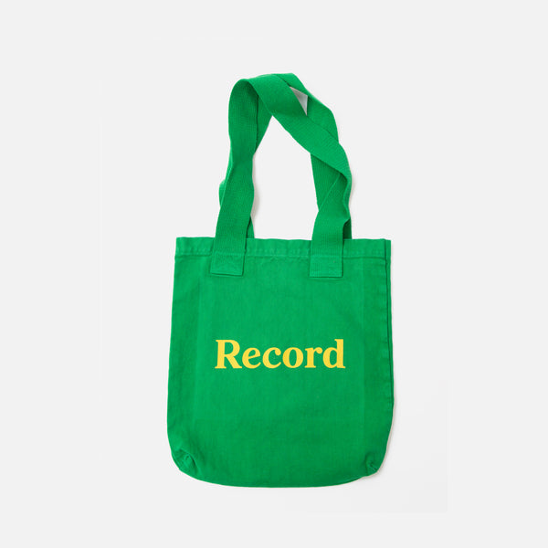 Record Magazine Tote Bag Blues Store