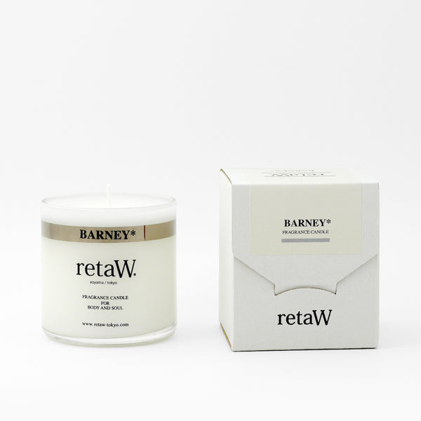 retaW Fragrance Candle - Barney* 145g Blues Store