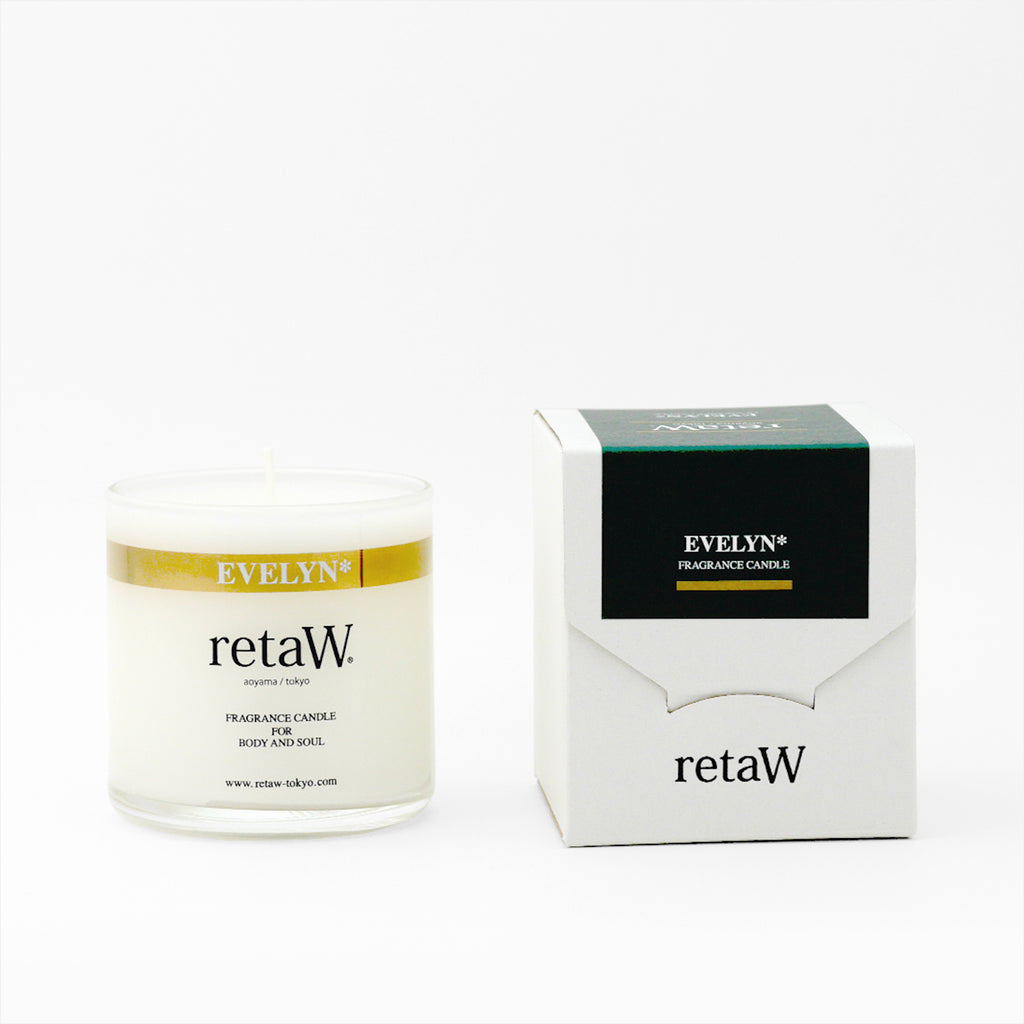 retaW Fragrance Candle - Evelyn* 145g Blues Store