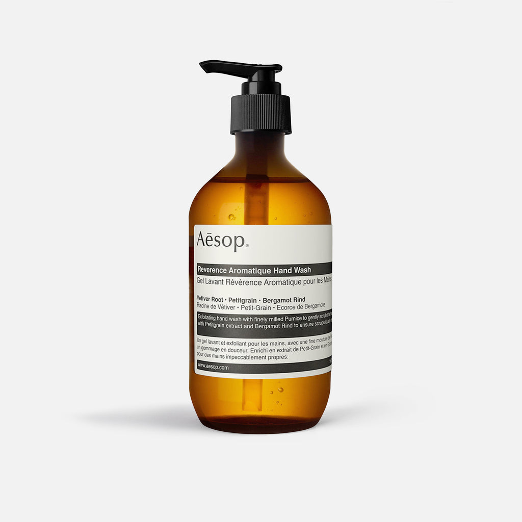 500ml Reverence Aromatique Hand Wash from Aesop blues store www.bluesstore.co