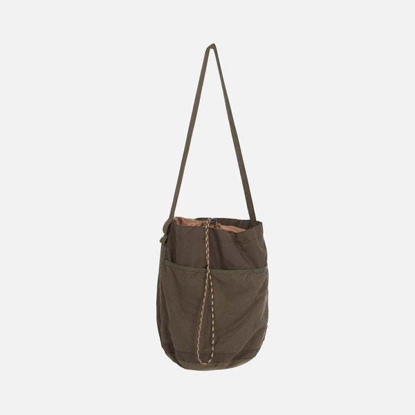 Satta bubbler bag in dark olive blues store www.bluesstore.co