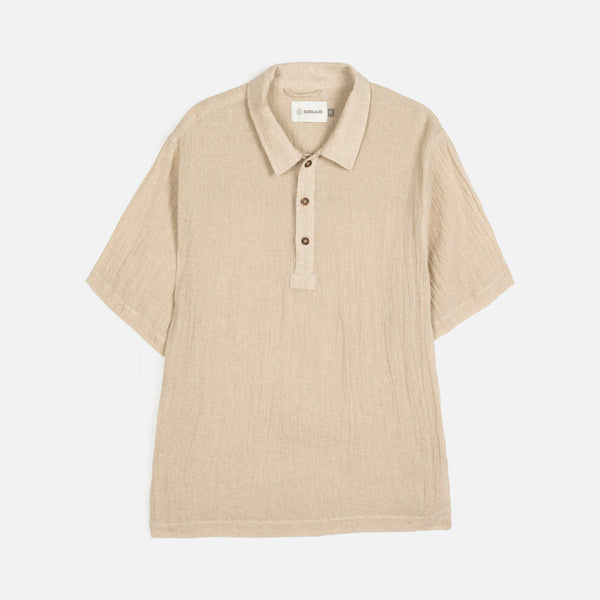 Satta Sabi Shirt in Undyed Ecru blues store www.bluesstore.co